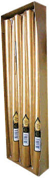 Taper-Candles-Metallic-Gold-Dozen-at-the-Lucky-Mojo-Curio-Company-in-Forestville-California