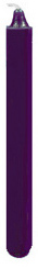 4-Inch-Black-Cat-Brand-Altar-Candle-Purple-at-the-Lucky-Mojo-Curio-Company-in-Forestville-California