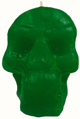 Skull-Candle-Green-Product-Detail-Button-at-the-Lucky-Mojo-Curio-Company-in-Forestville-California