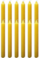 4-Inch-Black-Cat-Brand-Altar-Candles-Dozen-Yellow-Product-Detail-Button-at-the-Lucky-Mojo-Curio-Company-in-Forestville-California