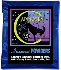 Lucky Mojo Curio Co.: Capricorn Incense Powder