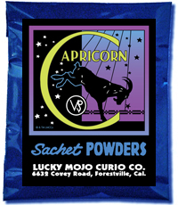 Lucky Mojo Curio Co.: Capricorn Sachet Powder