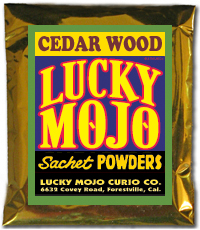 Cedar-Wood-Sachet-Powders-at-Lucky-Mojo-Curio-Company-in-Forestville-California