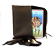Deerskin-Chocolate-Brown-Tarot-Wallet-at-Lucky-Mojo-Curio-Company