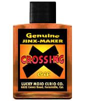 Lucky Mojo Curio Co.: Crossing Oil