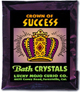 Lucky Mojo Curio Co.: Crown Of Success Bath Crystals
