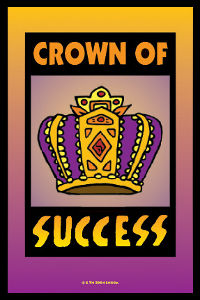 Lucky Mojo Curio Co.: Crown Of Success Glass Encased Vigil Light Candle