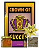 Lucky Mojo Curio Co.: Crown of Success Honey Jar