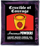 Lucky Mojo Curio Co.: Crucible of Courage Incense Powder