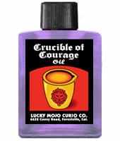 Lucky Mojo Curio Co.: Crucible Of Courage Oil