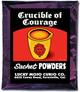 Lucky Mojo Curio Co.: Crucible of Courage Sachet Powder
