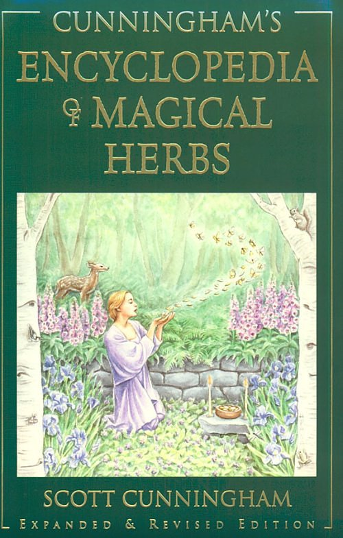 Cunninghams-Encyclopedia-of-Magical-Herbs-at-the-Lucky-Mojo-Curio-Company-in-Forestville-California