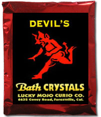 Lucky Mojo Curio Co.: Devil's Bath Crystals
