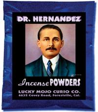 Lucky Mojo Curio Co.: Doctor Jose Gregorio Hernandez Incense Powders