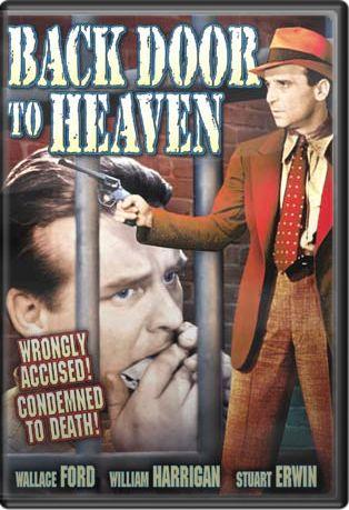 Back Door To Heaven Boxart