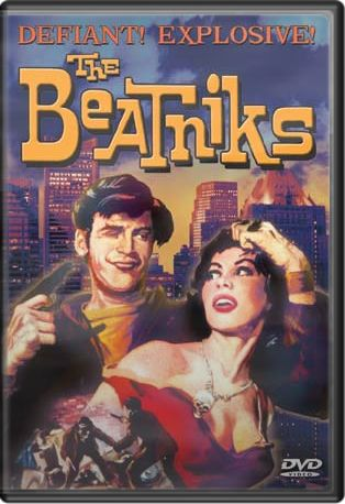 Beatniks Boxart
