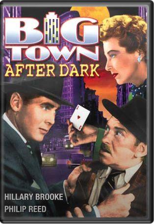 Big Town After Dark Boxart