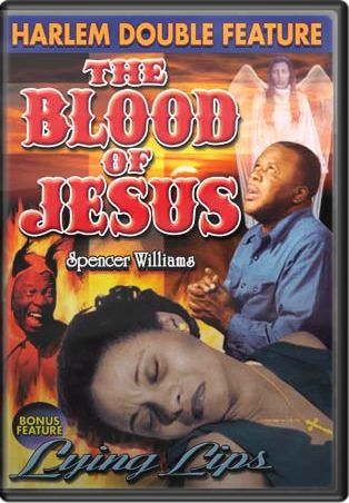 Harlem Double Feature: The Blood Of Jesus (1941) / Lying Lips (1939) Boxart