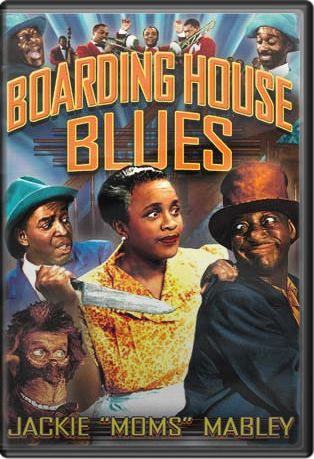 Boarding House Blues Boxart