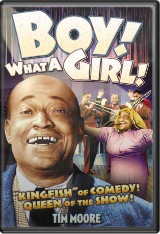 Boy! What A Girl! Boxart