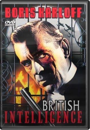British Intelligence Boxart