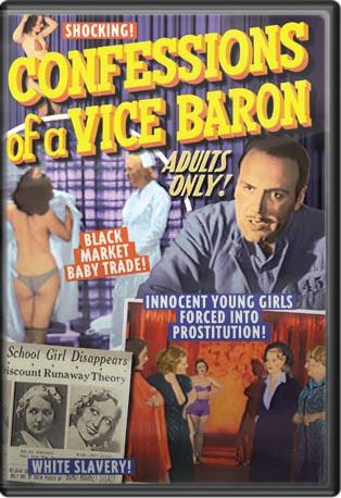 Confessions of A Vice Baron Boxart