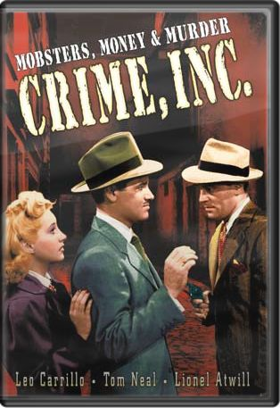 Crime, Inc. Boxart