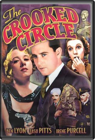Crooked Circle Boxart
