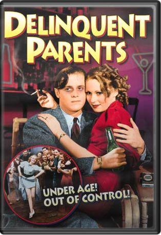 Delinquent Parents Boxart