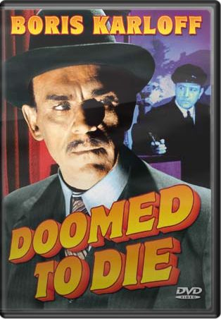 Mr. Wong - Doomed To Die Boxart