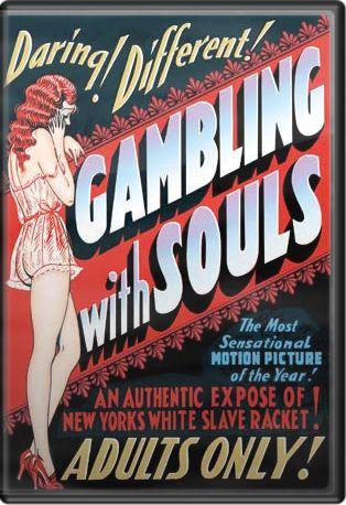 Gambling With Souls (aka Vice Racket) Boxart