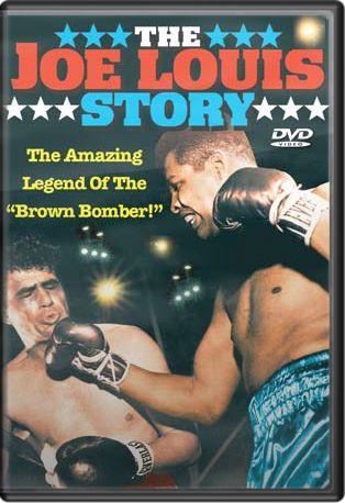 The Joe Louis Story Boxart