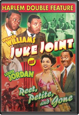 Harlem Double Feature: Juke Joint (1947) / Reet, Petite, and Gone (1947) Boxart