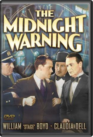 Midnight Warning Boxart