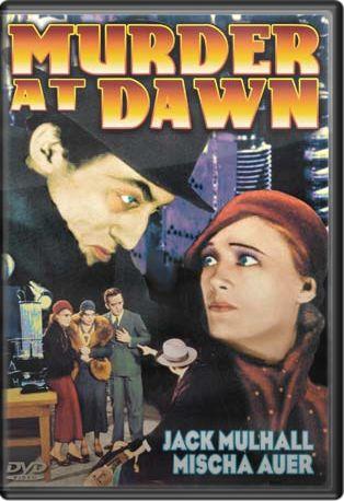 Murder At Dawn Boxart