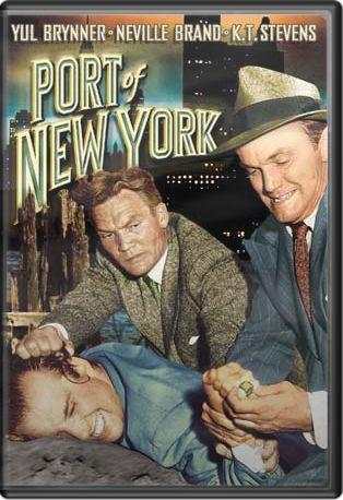 Port of New York Boxart