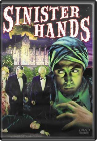 Sinister Hands Boxart