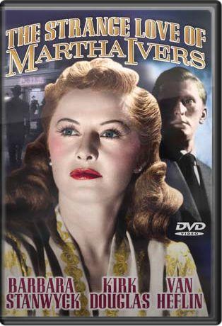 Strange Love of Martha Ivers Boxart