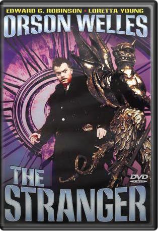 The Stranger Boxart