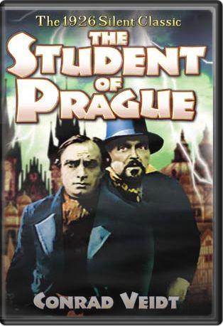 Student of Prague (1926) Boxart