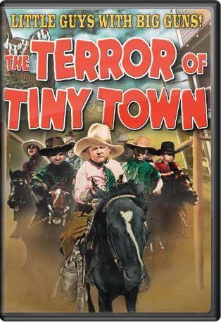Terror of Tiny Town Boxart