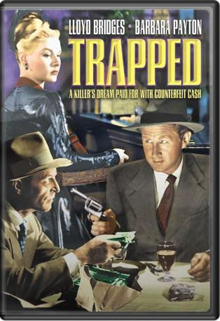 Trapped Boxart