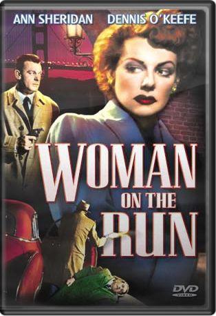 Woman On The Run Boxart