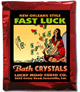 Lucky Mojo Curio Co.: Fast Luck Bath Crystals
