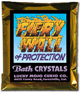 Lucky Mojo Curio Co.: Fiery Wall Of Protection Bath Crystals