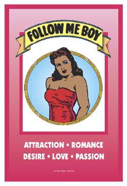 Lucky Mojo Curio Co.: Follow Me Boy Vigil Candle