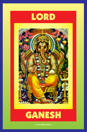Lucky-Mojo-Lucky-Ganesh-Candle-Label