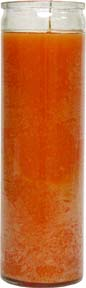 Plain-Orange-No-Label-Glass-Vigil-Candle-Fixed-Hoodoo-Conjure-Dressing-Candles-at-the-Lucky-Mojo-Curio-Company-in-Forestville-California