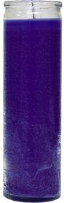 glass-candle-plain-purple