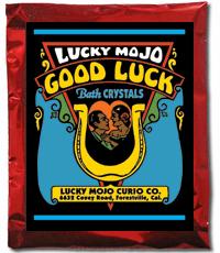 Lucky Mojo Curio Co.: Good Luck Bath Crystals